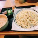 つけめんはもちもちした太麺です。ロングセラーの人気ですよ!