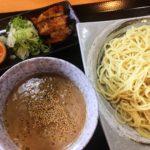 らーめん萬楽!つけ麺650円(税別)麺は1.5玉 or 2玉どちらでも