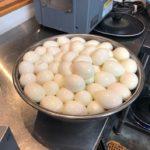らーめん萬楽の煮卵