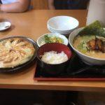 投稿ありがとうございます。|お昼はラーメン萬楽さんでギョーザダブルセット