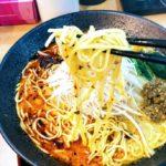 『らーめん萬樂』で使用している麺は、すべて国産小麦100%の自家製麺